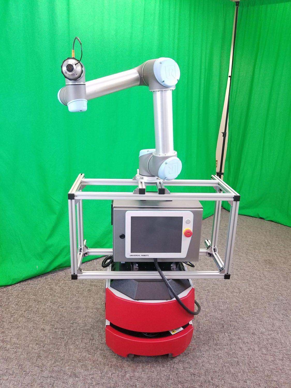 PioneerLX-UR5 Mobile Manipulator